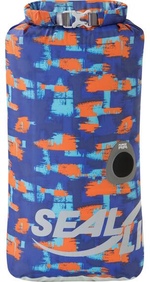 SealLine Blocker Purge Dry Sack 10l blue camo